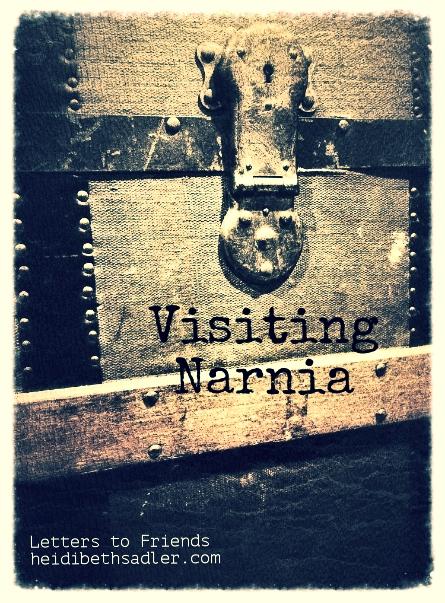 visiting narnia