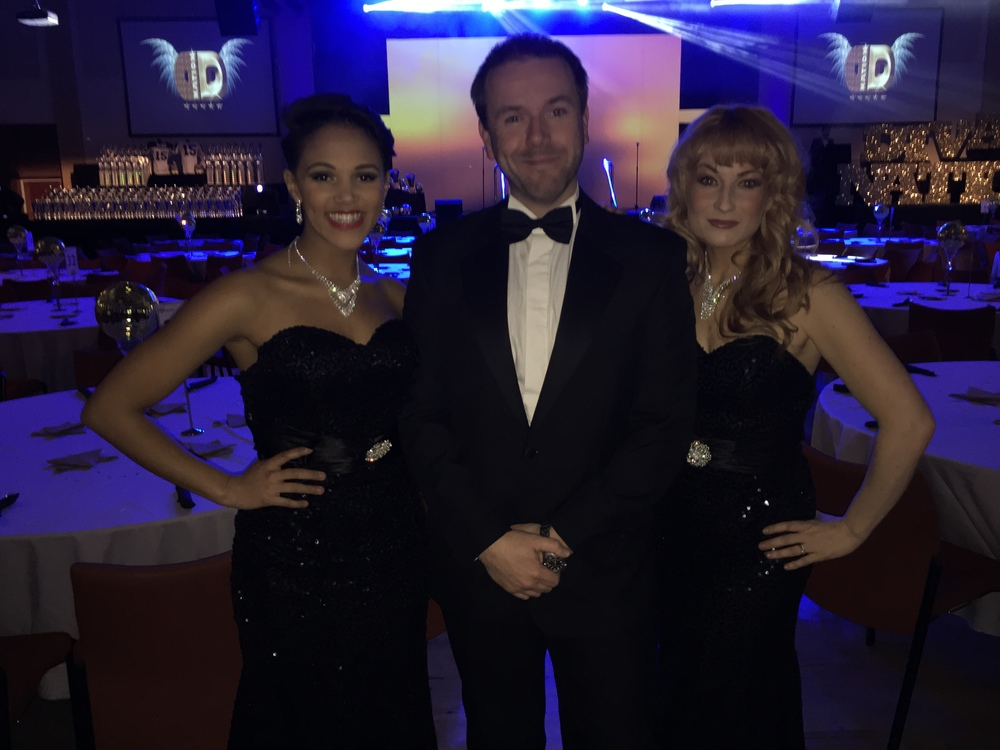 Our Three Entertainers at Divas 2015