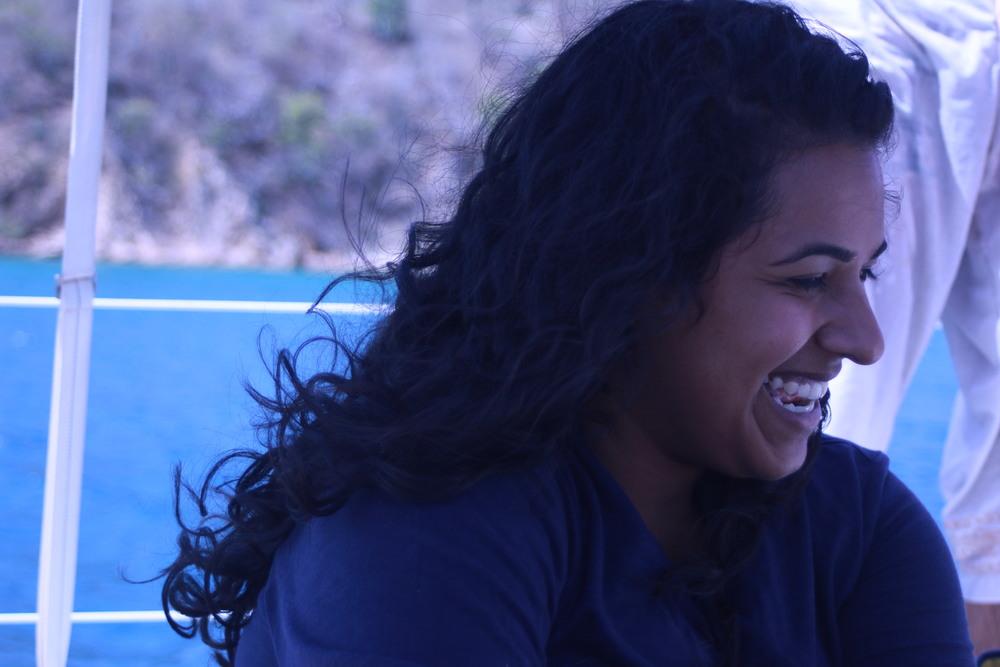Fatima, 25, Reiki Healer & Musician