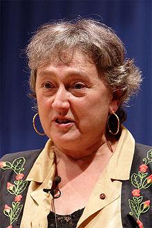 Dr. Lynn Margulis: http://en.wikipedia.org/wiki/Lynn_Margulis