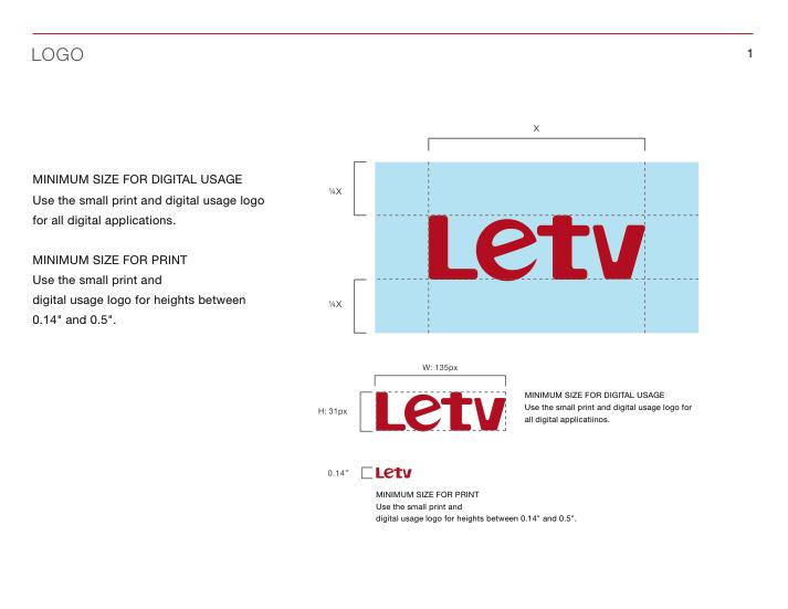 Letv US Branding Guideline 2015