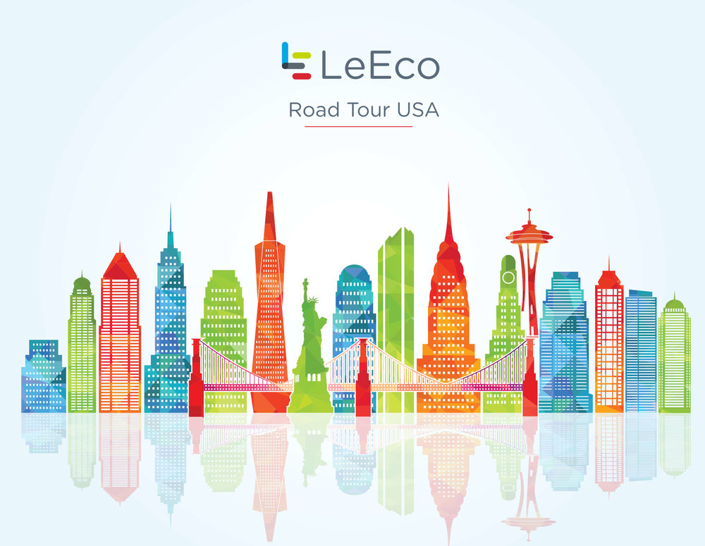 LeEco Road Tour