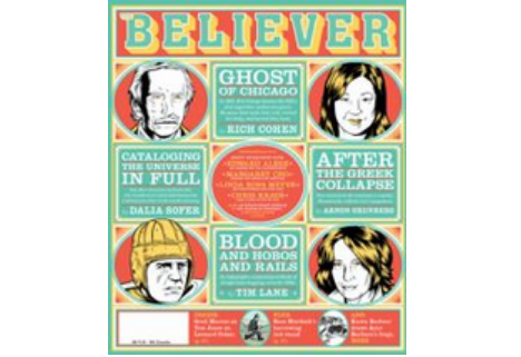 MCSWEENEY'S BELIEVER MAGAZINE: INTERVIEW WITH MARGARET CHO