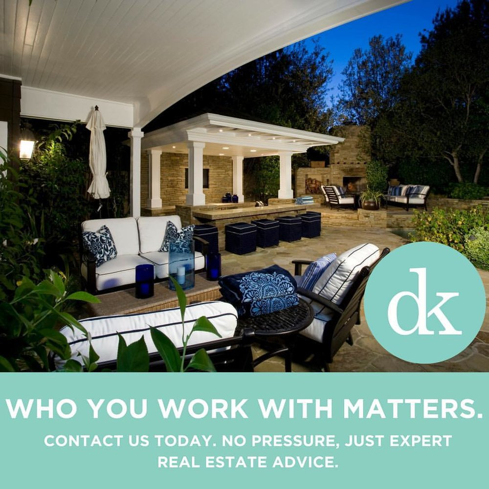 If you are thinking of buying or selling, contact Deborah today!  www.dkcowles.com