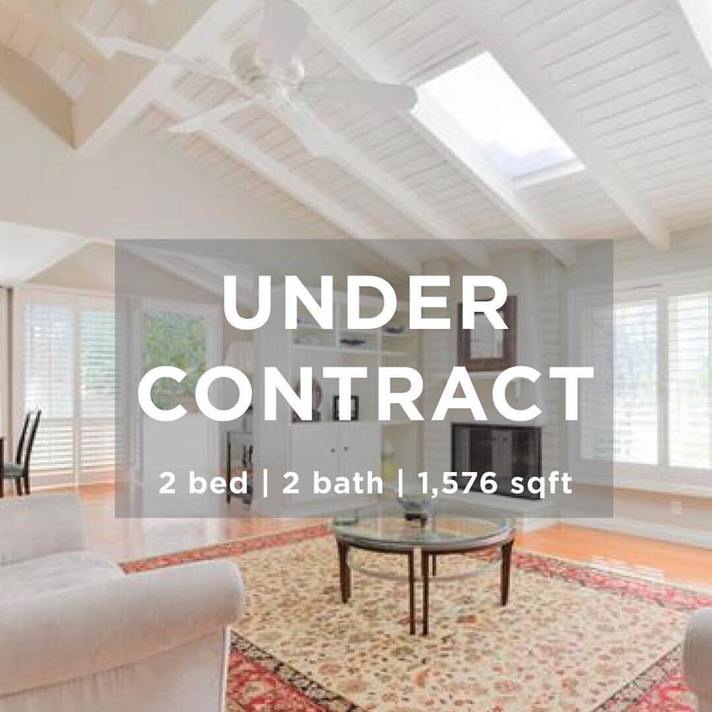 Under Contract - Newport Beach  Contact us today, no pressure, just expert real estate advice.   www.dkcowles.com   #dkfindshomes
