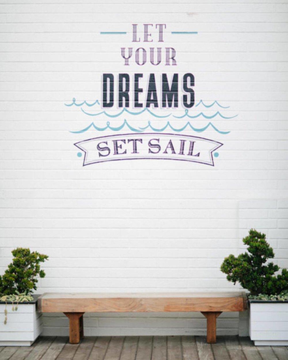 #MondayMantra ✨ Dream Big and Never Give Up 🙌🏻   #homesbydkcowles  #dkfindshomes