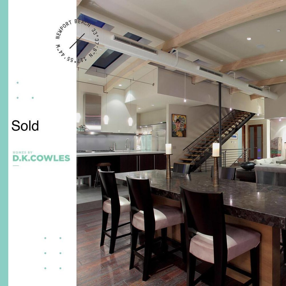SOLD - Laguna Beach Love that table top!  Contact us today, no pressure, just expert real estate advice. 949.697.1219  www.dkcowles.com   #dkfindshomes  #homesbydkcowles