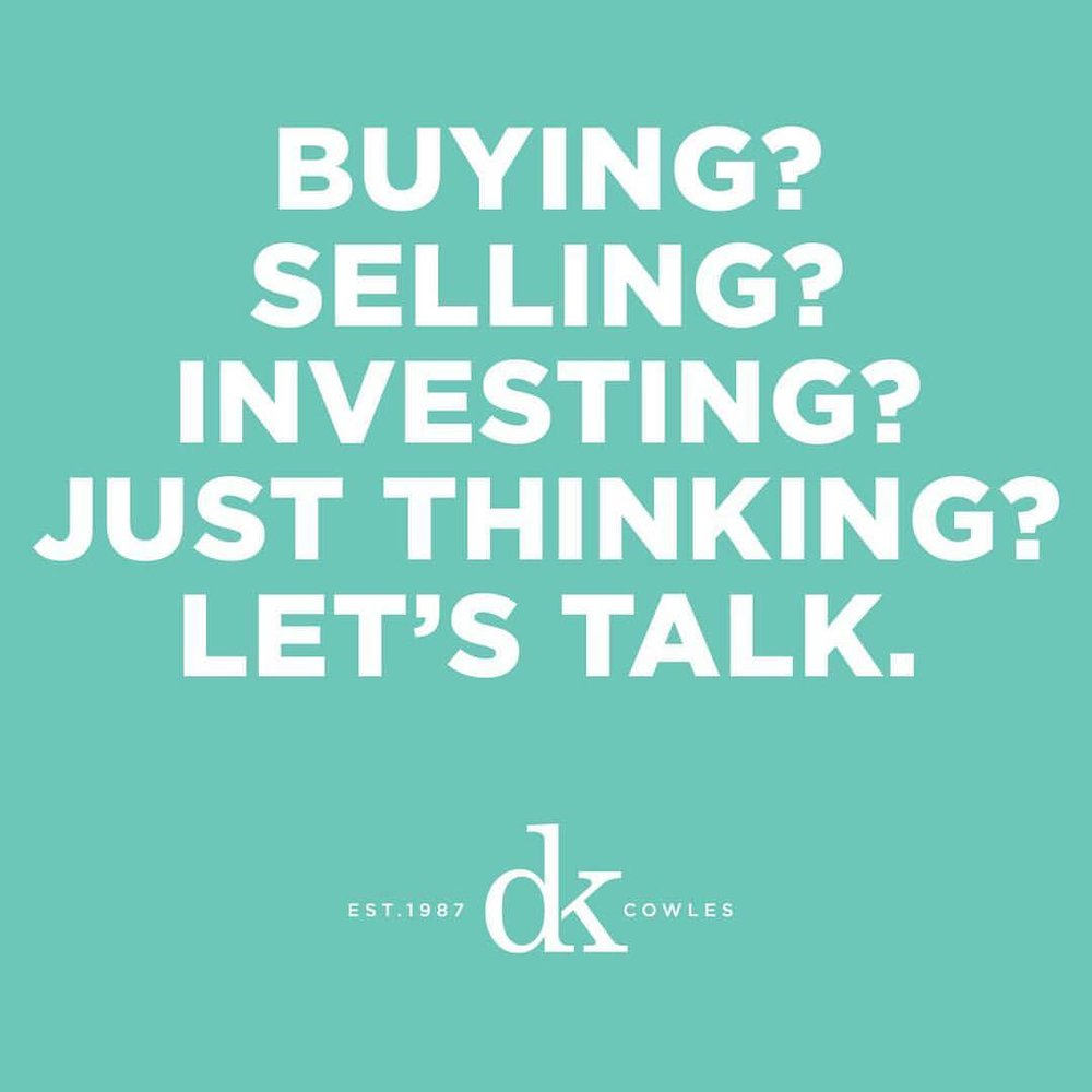 We are here to help. If you have questions or concerns, let's talk. Call us to schedule your complimentary, no-strings consultation.  Contact us today, no pressure, just expert real estate advice. 949.697.1219  www.dkcowles.com    #dkfindshomes   #homesbydkcowles