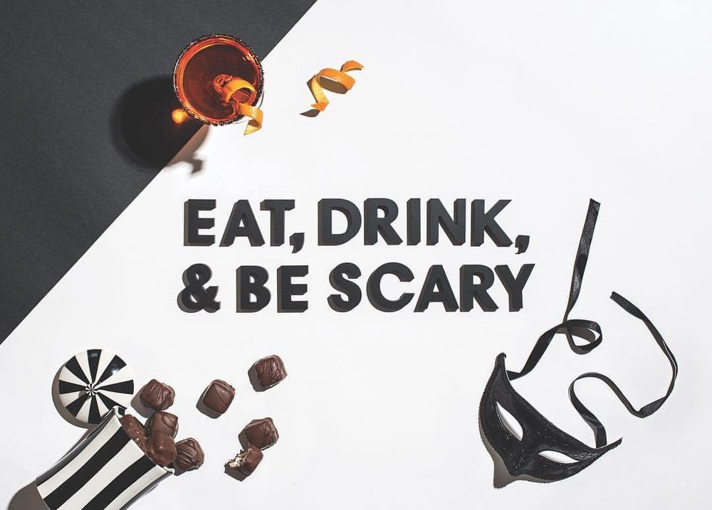 Starting off Halloween Weekend with some yummy treats!🍬🍫🍭What fun costumes do you have planned for Tuesday?🌓🔮⚡️   #homesbydkcowles   #dkfindshome   #compassrealestate
