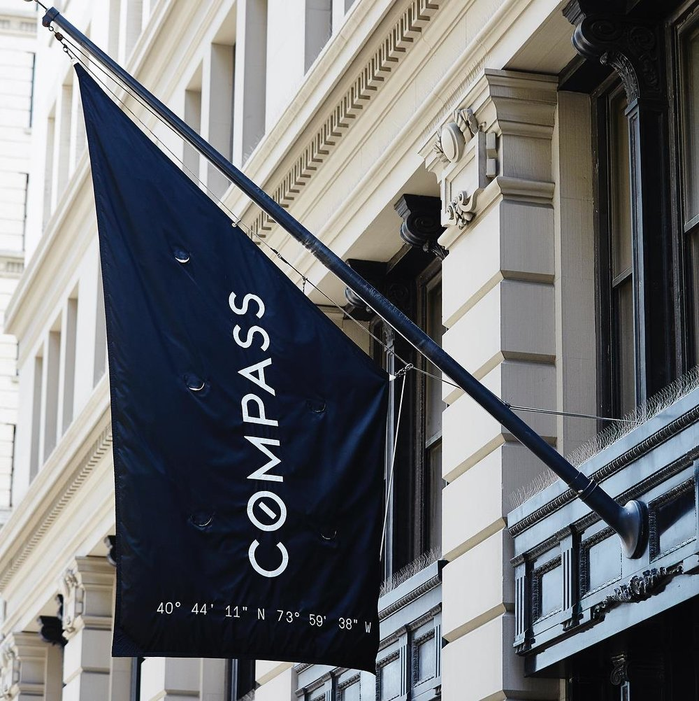 🏠❣️@Compass just announced a $450M fundraise from the SoftBank Vision Fund, known for making bold investments in the technology companies transforming our world. With this investment, we will continue to reshape the real estate industry, elevate the client experience, and live out our mission – to help everyone find their place in the world.  #compasseverywhere  #homesbydkcowles   #dkfindshome   #compassrealestate  @ Homes by D.K. Cowles
