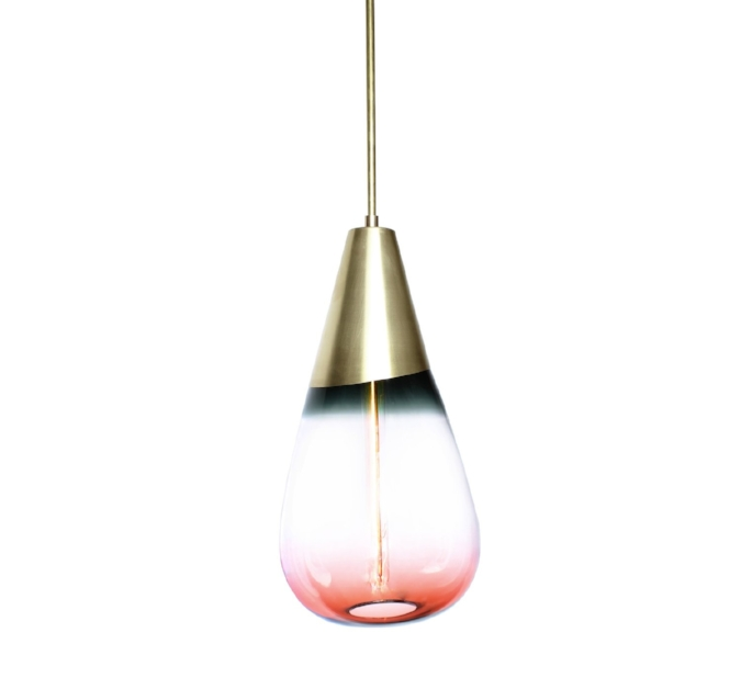 Dégradé Pendant Starting at $1,800   Comes in two sizes both small and large and multiple color options