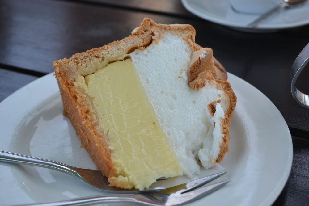 Cape Town lemon meringue pie