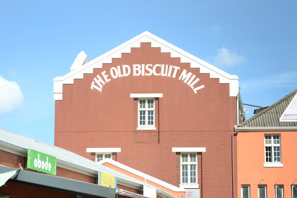 The biscuit mill Cape Town