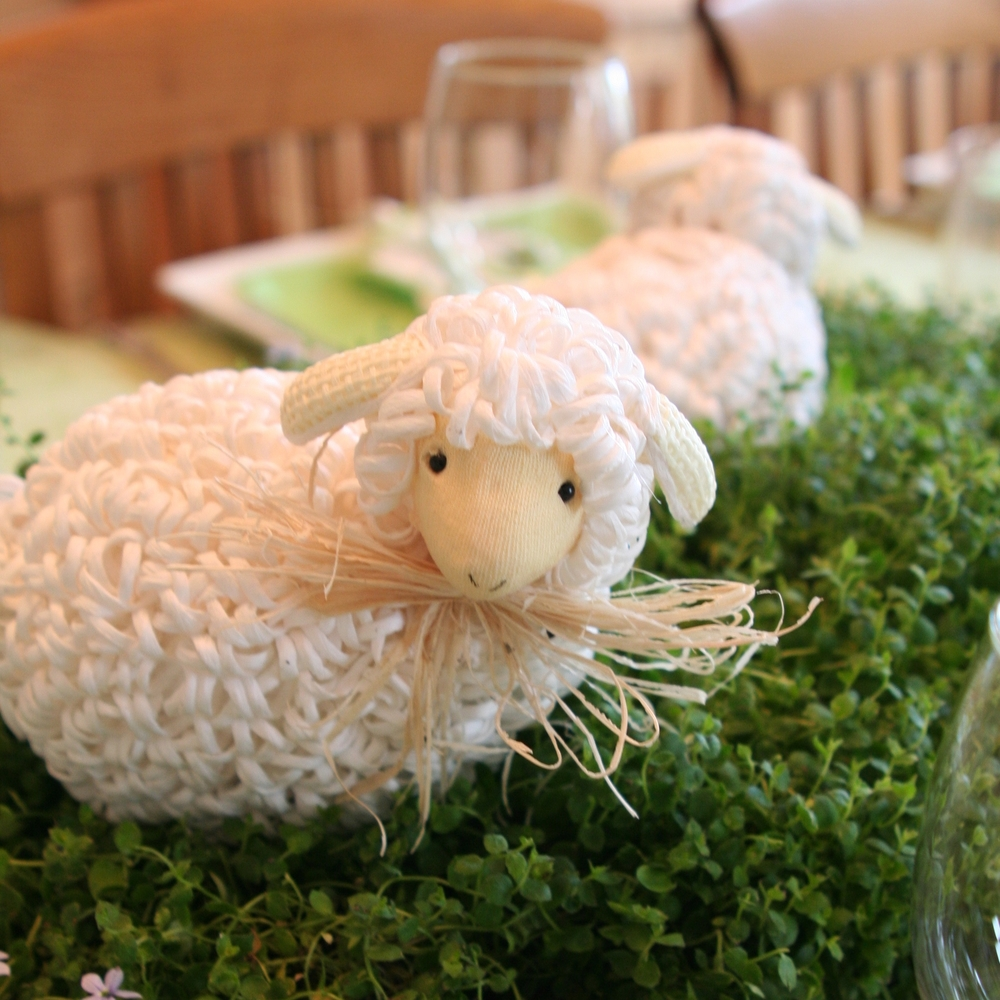 Easter Lamb #Heartistry.info