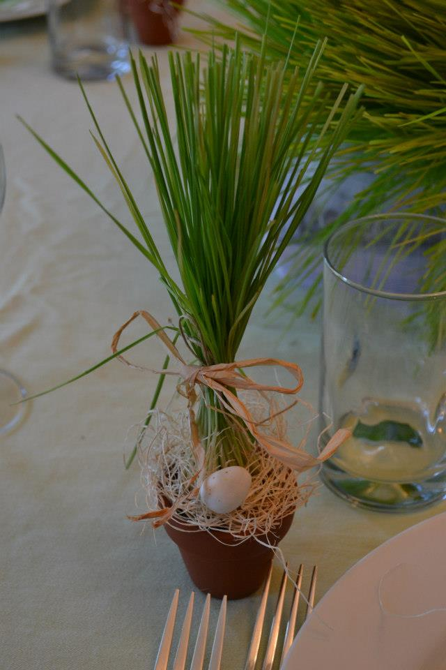 Easter grass and eggs #Heartistry.info