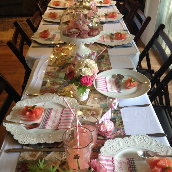 Baby Shower Luncheon