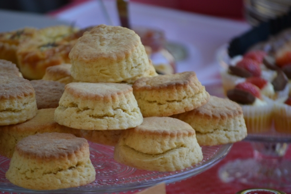 South African scones