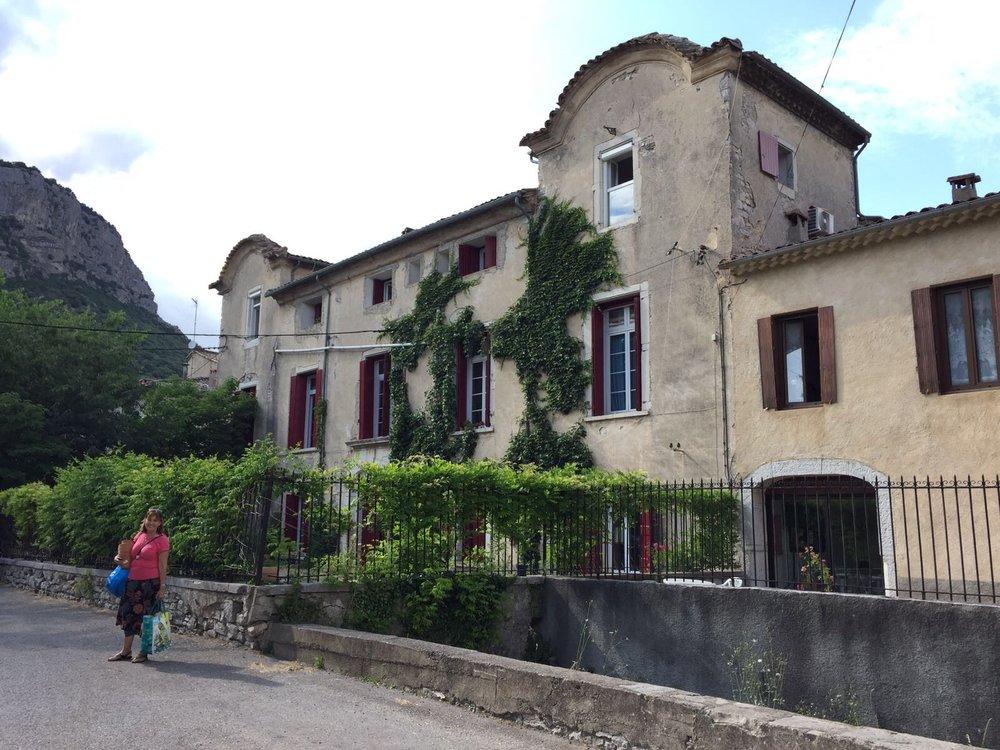 Chateau de Planque