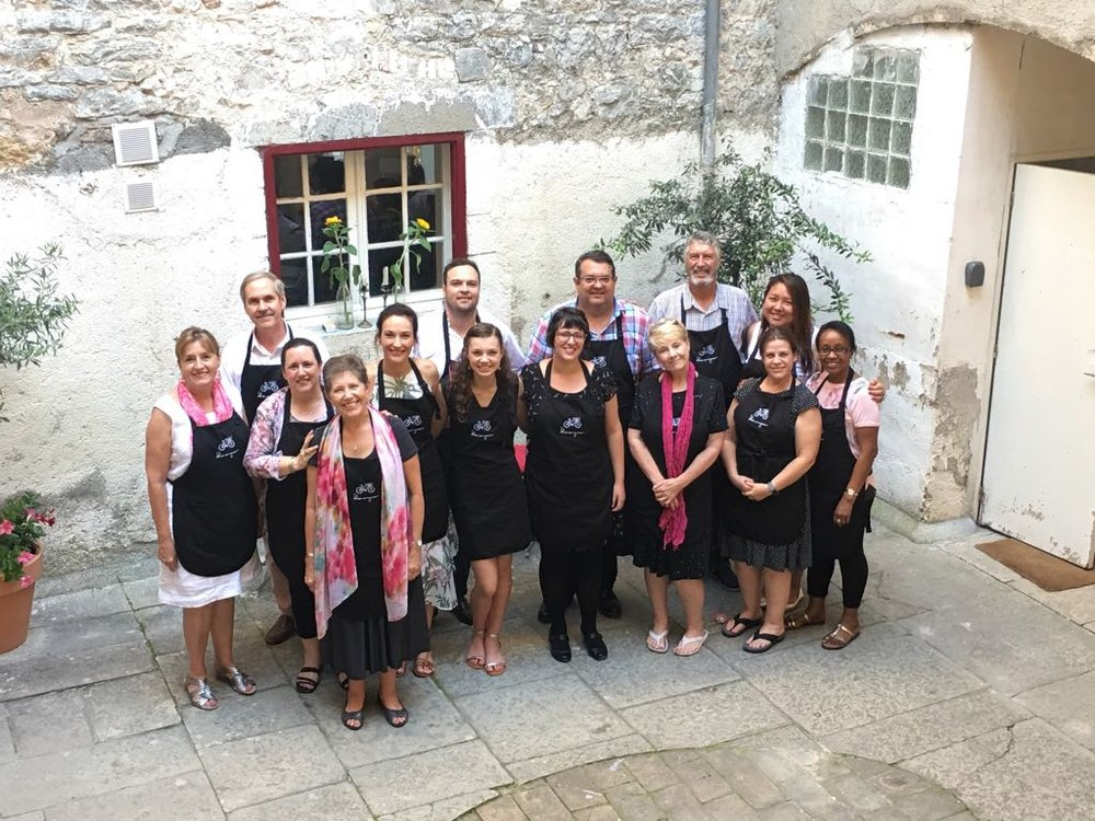 France Heartistry Experience group