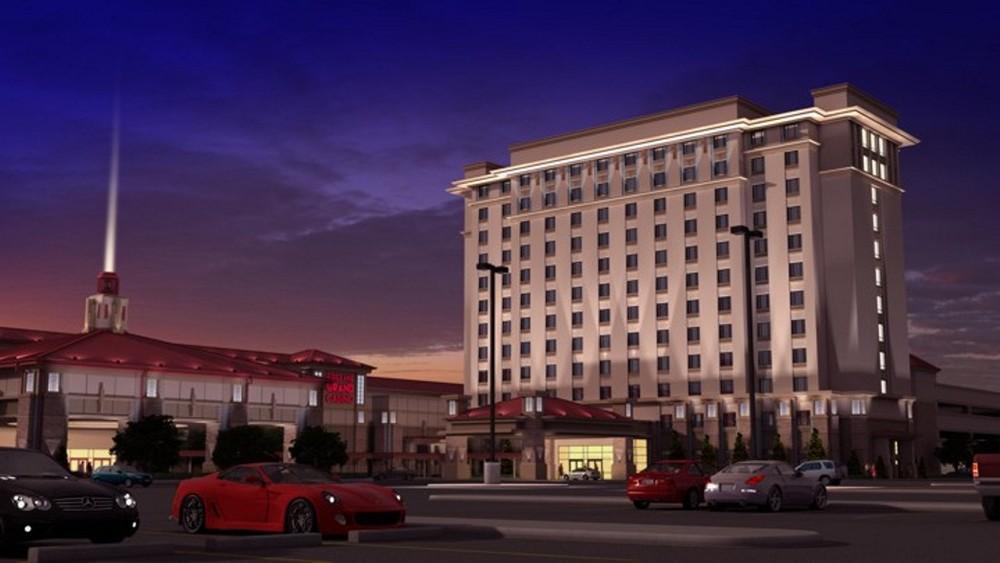 Firelake Grand Casino + Hotel