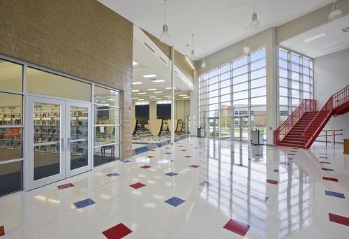 John Marshall High School Gsb Inc