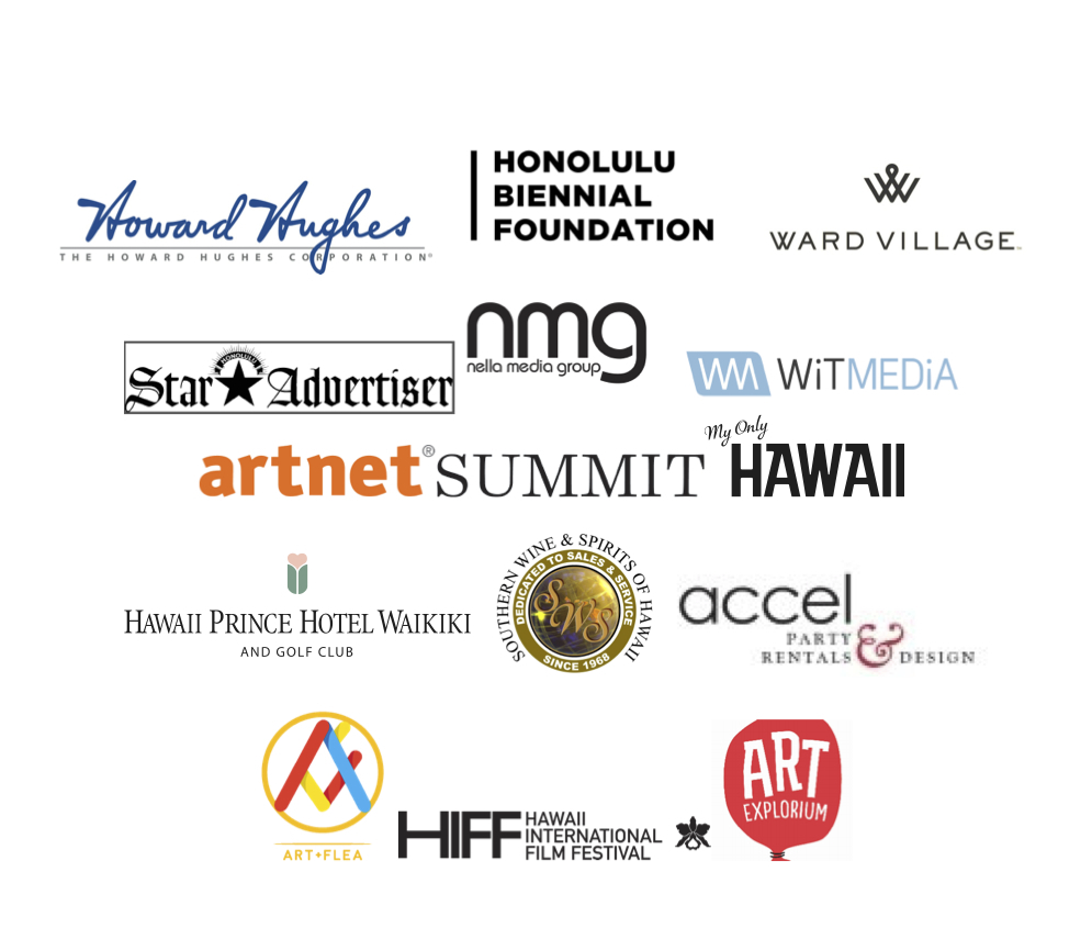 Mahalo nui loa to our sponsors and partners!