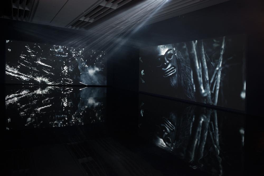 Lisa Reihana, Tai Whetuki – House of Death, Redux, 2016