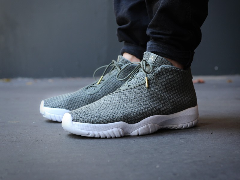 Jordan Future Iron Green Fall 2014