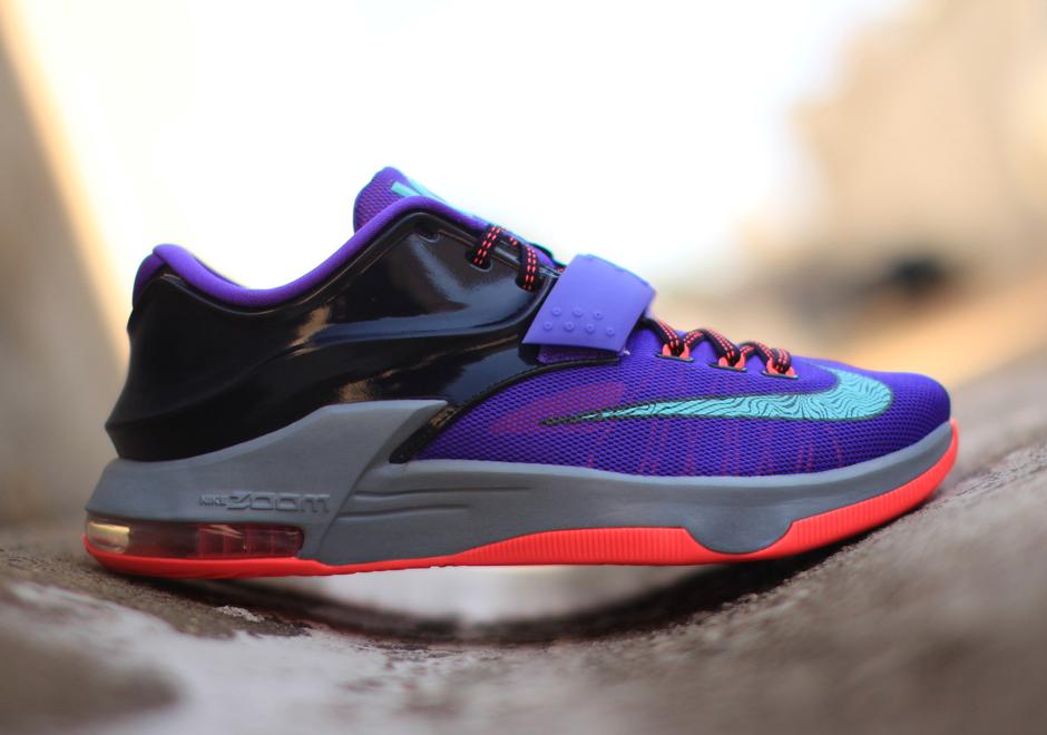 KD VII Purple