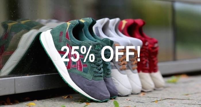 asics sneaker coupons