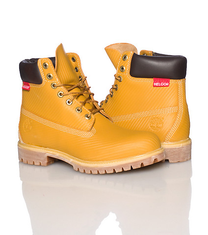 """TIMBERLAND 6"""" HELCOR CARBON BOOT"""