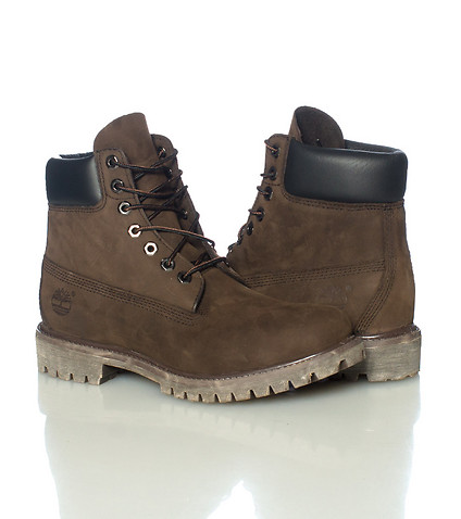 Timberland 6 inch Boot Brown suede