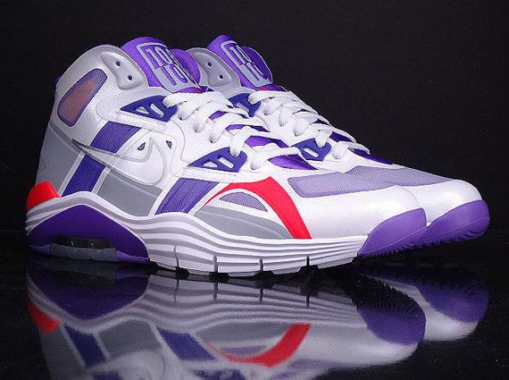 purple venom nike lunar 180 trainer SC