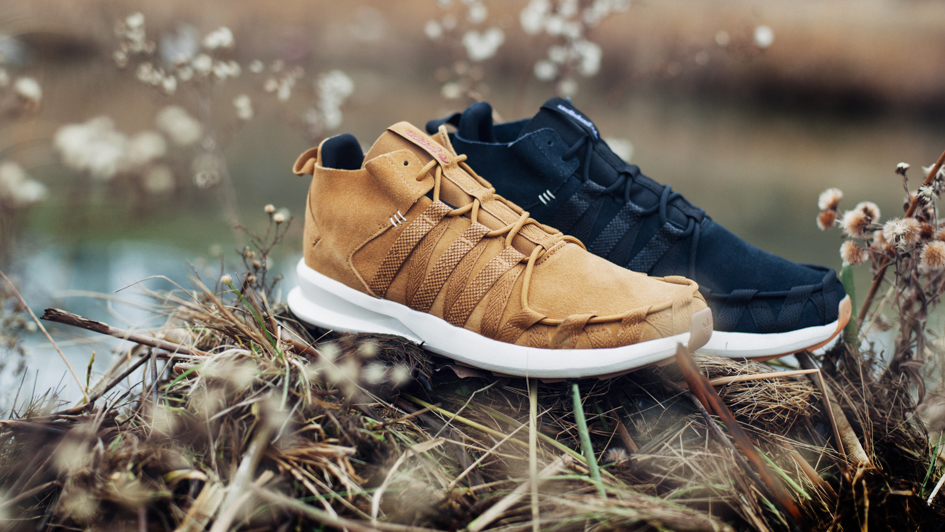 adidas wheat and black sl moc