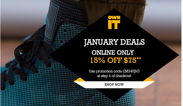 Footaction Coupon Code Sale