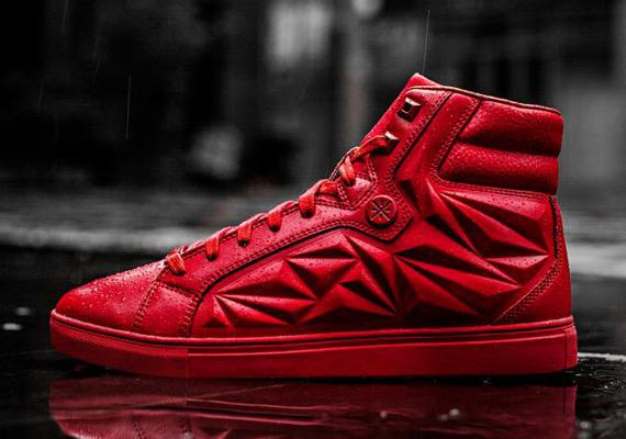 Way of Wade Lifestyle Diamond Sneaker Now Available!