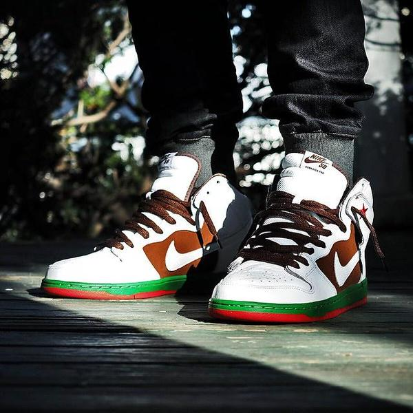 Cali Nike SB High UNDER Retail With Free Shipping!