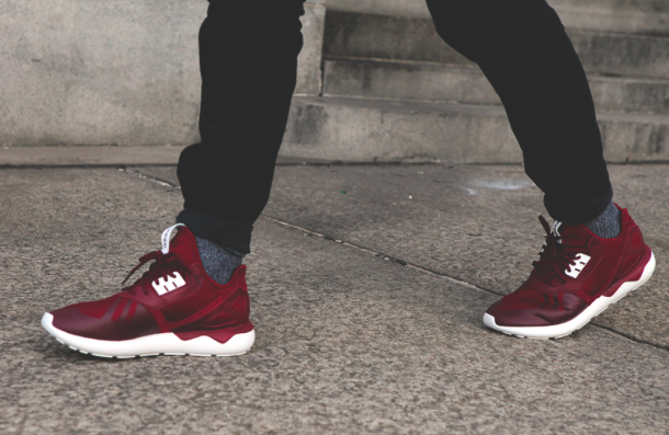 Adidas tubular women red Jerry N. Weiss