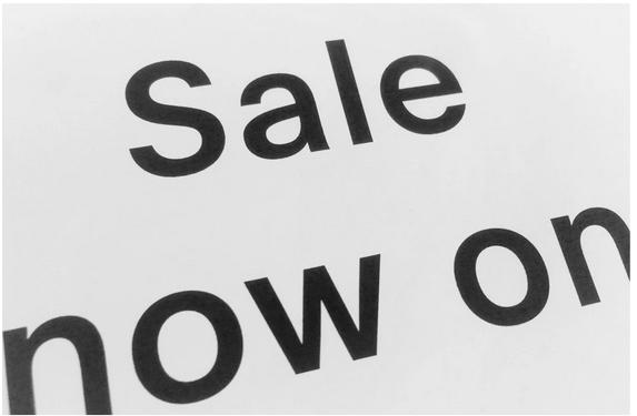 SSENSE sale