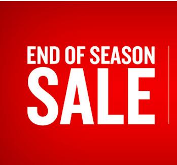 finishline end of season sale
