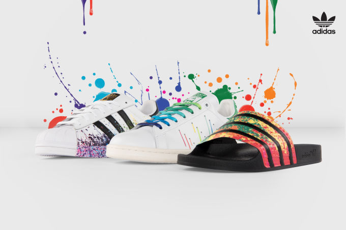adidas pride pack under retail!