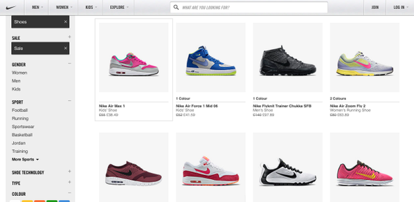 Nikestore EU Coupons