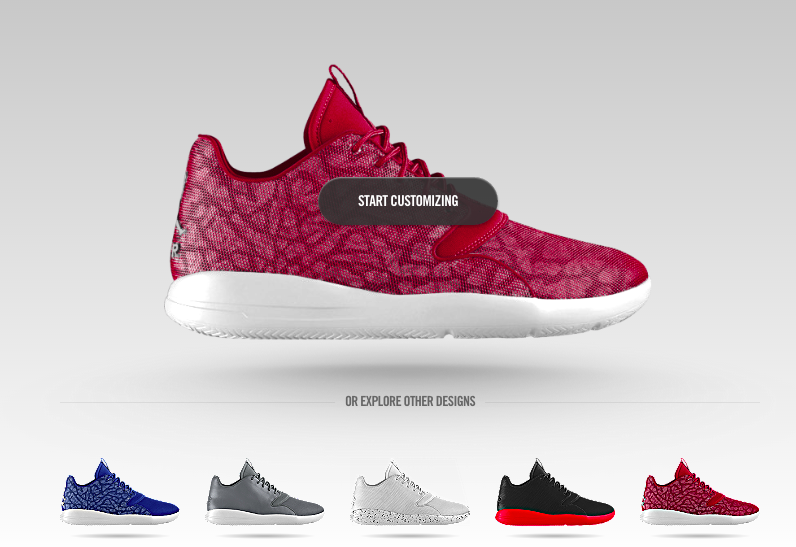 custom Nike ID Jordan Eclipse