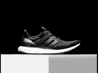 Adidas Ultra Boost Blackout For Sale