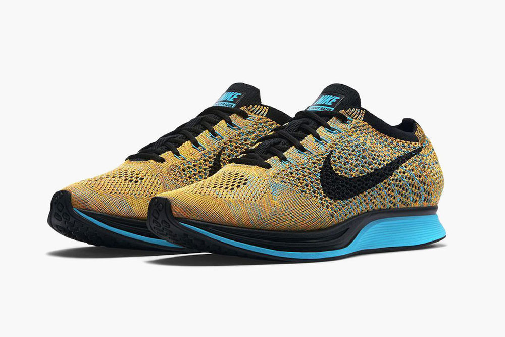 sherbert flyknit racer on sale