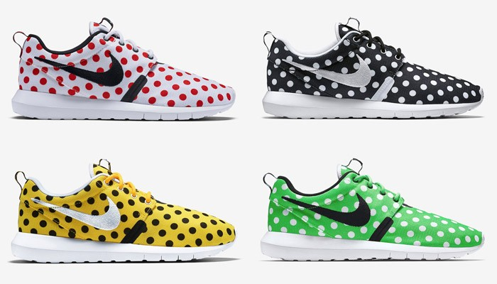roshe run NM polka dot pack