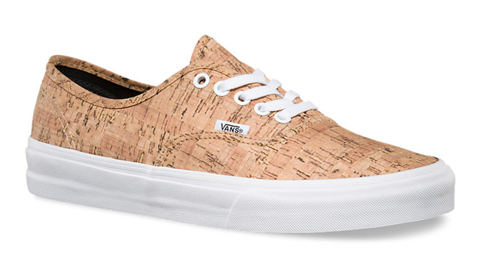 Cork Vans Authentic