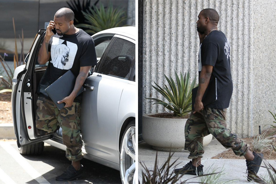 Yeezy Boost 350 Pirate Black Outfit