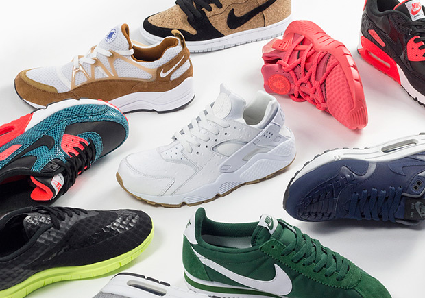 Nike Sneakers Available On Sale UNDER Retail!