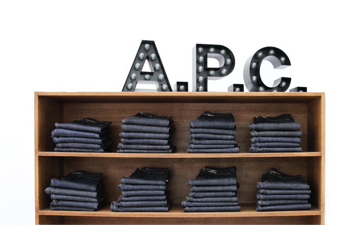 APC Denim And Clothing Available On Sale UNDER Retail!
